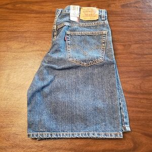 "NEW Men's Levi's 550 Shorts - 34"""